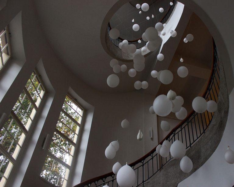 Ballons (Bauhaus-Uni de Weimar)